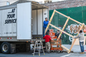 Commercial Moving Services southeast